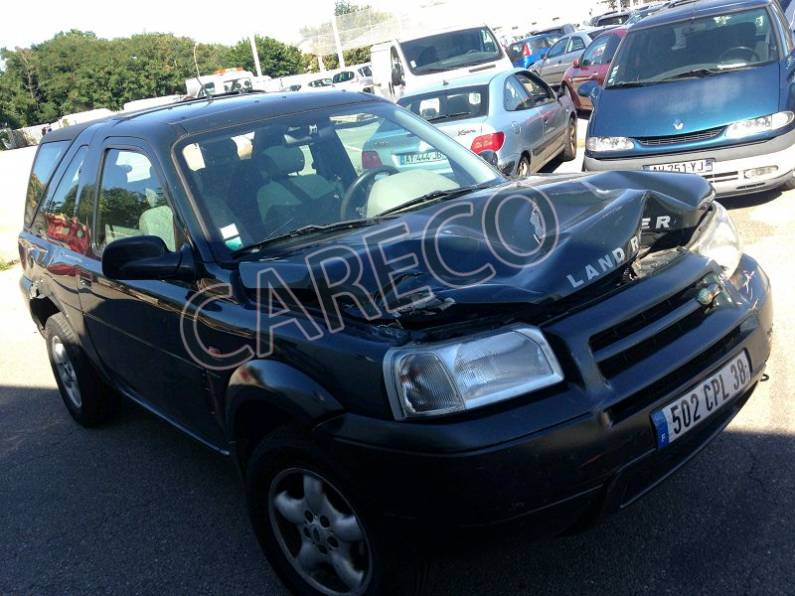 Voir véhicule accidenté Land Rover Freelander 2.0 Td4 Break 112cv