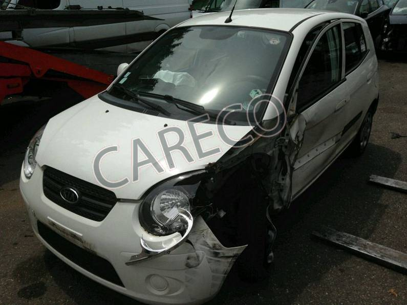 Photo véhicule accidenté : Kia Picanto (SA) Phase 2 1.0 62 cv