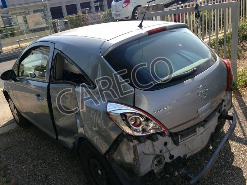Photo véhicule accidenté : Opel Corsa D 5 portes 1.2 i Twinport 16V 80cv Enjoy