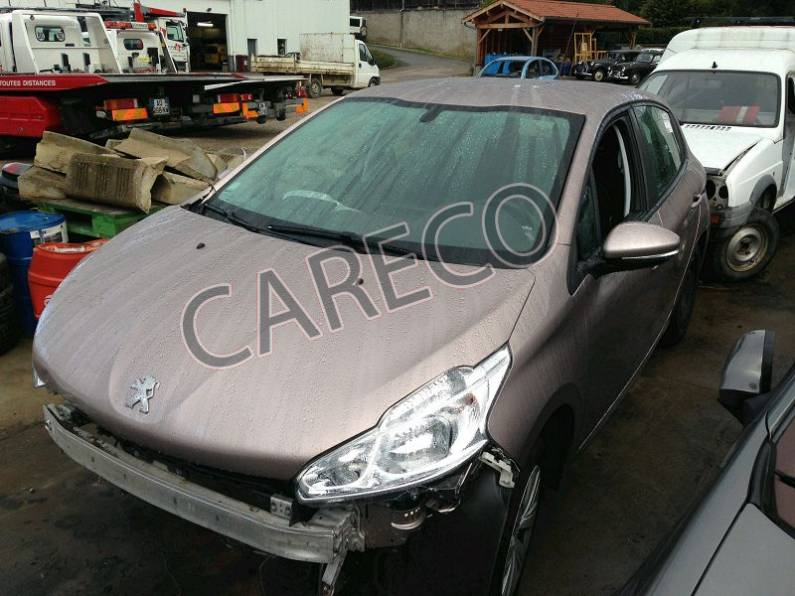 Photo véhicule accidenté : Peugeot 208 HB 5P 1.6 e-HDi FAP S&S 92 cv